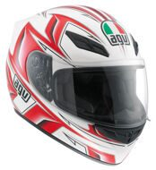 Шлем AGV K4 Evo Arrow White / Red