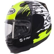 Шлем Arai Rebel Splash Black White Yellow